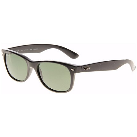 Ray Ban New Wayfarer Polarized 55 Large