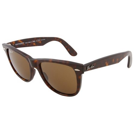 Ray Ban Original Wayfarer Polarized 54mm (Large)