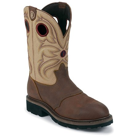 Tony Lama Sienna Grizzly 3R Western Work
