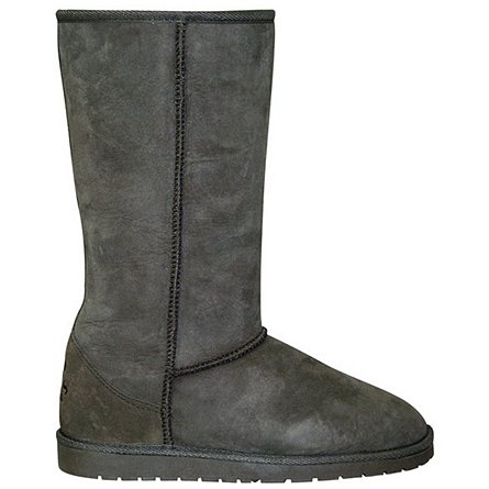 "Dawgs Sheepdawgs 13"" Cow Suede Womens"