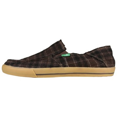 Sanuk Standard Plaid