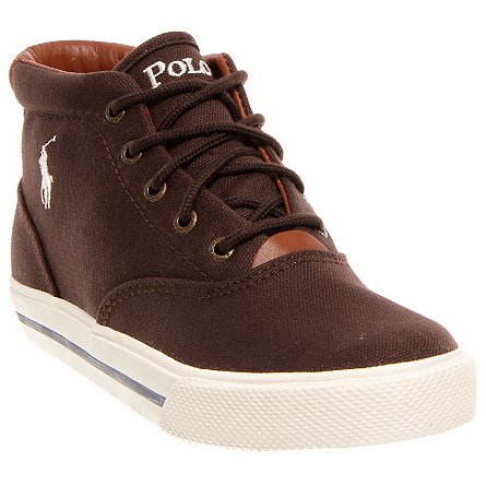Ralph Lauren Vaughn Chukka (Toddler/Youth)