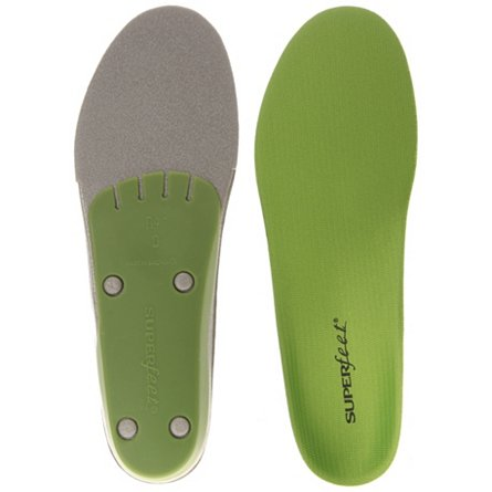 Superfeet Trim-To-Fit Green