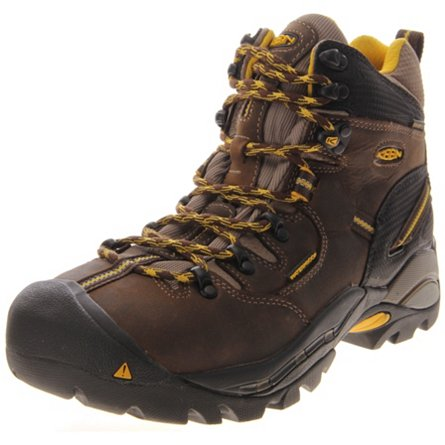 Keen Pittsburgh Steel Toe Boot