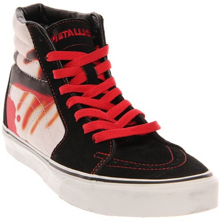 "Vans x Metallica Sk8-Hi ""Kill 'Em All"""