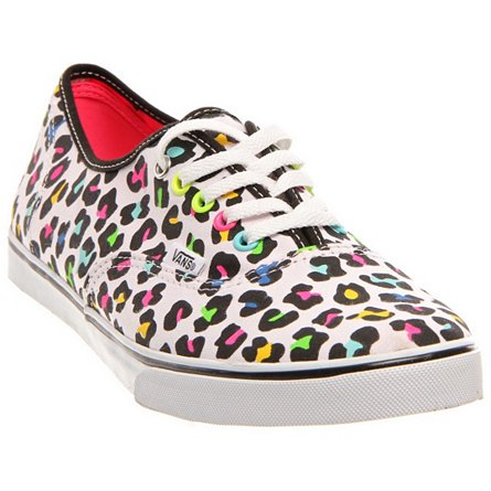 "Vans Authentic Lo Pro ""Neon Leopard"""
