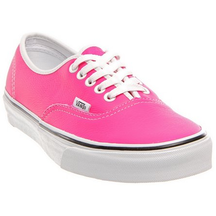 "Vans Authentic ""Neon Leather"""