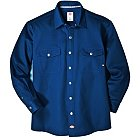 Dickies Apparel Long Sleeve Twill Welder Shirt - WL371-DN
