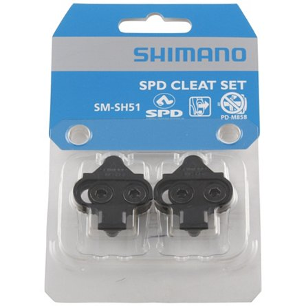 Shimano SPD Cleat SM-SH51 (Single Release)