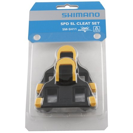 Shimano SPD-SL Cleat SM-SH11 (3 Degree)