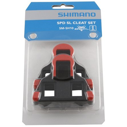 Shimano SPD-SL Cleat SM-SH10 (Fixed)