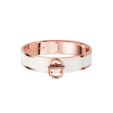 Image for ROSE GOLD BANGLE from Tommy Hilfiger USA
