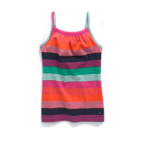Image for MULTI STRIPE CAMI from Tommy Hilfiger USA