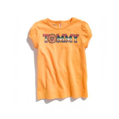 Image for TOMMY CREST GRAPHIC TEE from Tommy Hilfiger USA