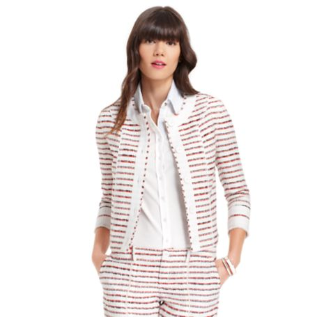 Image for STRIPE JACKET from Tommy Hilfiger USA