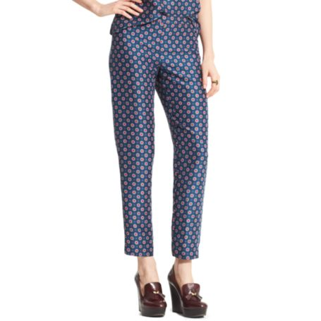 Image for FOULARD TUXEDO PANT from Tommy Hilfiger USA