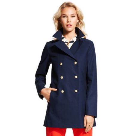Image for SOLID TRENCH from Tommy Hilfiger USA