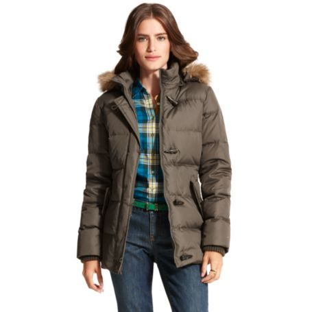Image for CLASSIC DOWN  PUFFER JACKET from Tommy Hilfiger USA