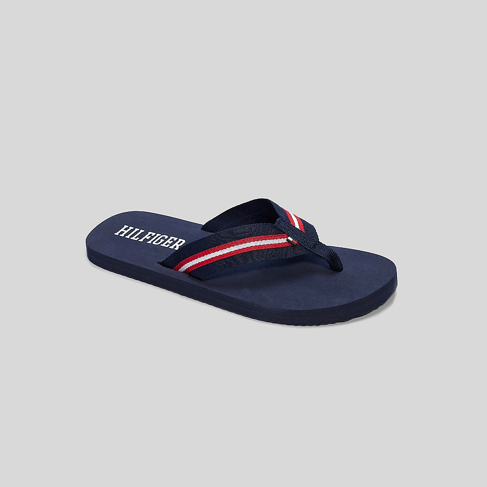 men flip flops tommy hilfiger men sandals. Black Bedroom Furniture Sets. Home Design Ideas