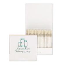 Matches - White