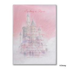 Cinderella's Castle - Invitation
