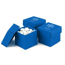 Royal Blue Favor Boxes (2-piece)