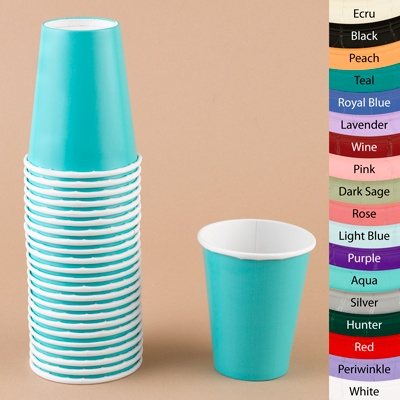 8oz. Paper Cups