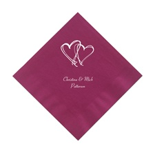 Berry Cocktail Napkins