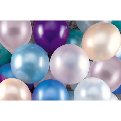 Colored Balloon