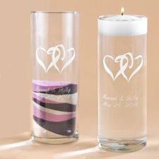 Linked Hearts Unity Cylinder