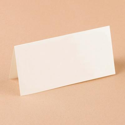 Ecru Design Place Card