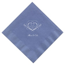 Periwinkle Dinner Napkins