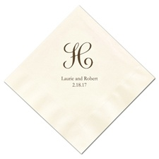 Ecru Dinner Napkins