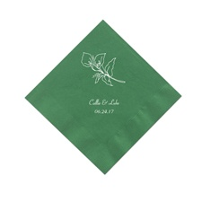 Hunter Cocktail Napkins