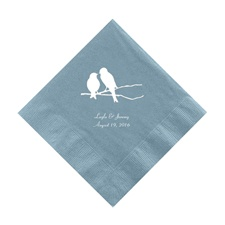 Slate Cocktail Napkin