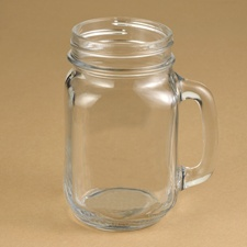Country Canning Jar Mugs