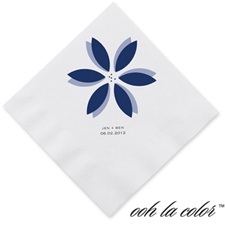 Floral Delight - Eclipse - Dinner Napkin