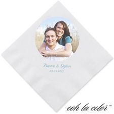 Favorite Photo - Dinner Napkin