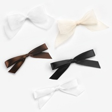 Stick-On Bows