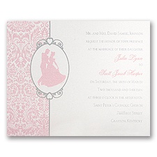 Enchanted Evening - Invitation