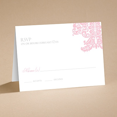 Enchanted Evening - Respond Folder and Envelope