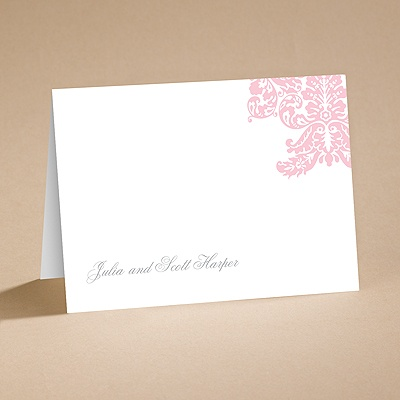 Enchanted Evening - Note Folder and Envelope