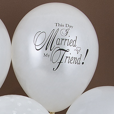 Friend Balloons