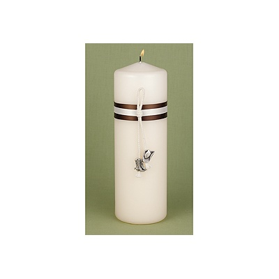Country Charm Unity Candle