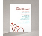 Loving Hearts - Bridal Shower Invitation