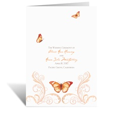 Delicate Butterfly - Poppy - Program