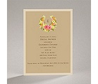 Vintage Wreath - Champagne - Bridal Shower Invitation