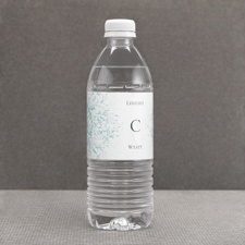 Hip Flourishes - Fresh - Water Bottle Label