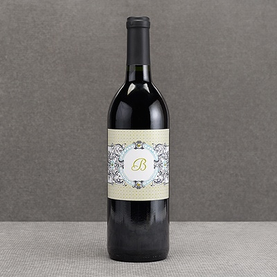 Hip Crest - Fresh - Wine Bottle Label