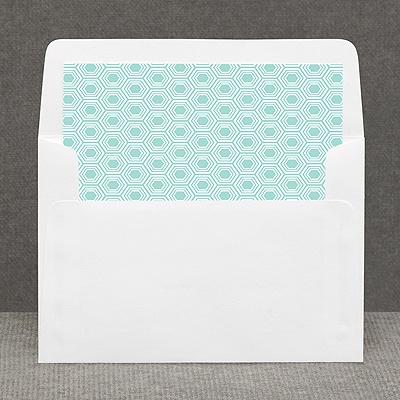 Hip Geometric - Fresh - Custom Envelope Liner